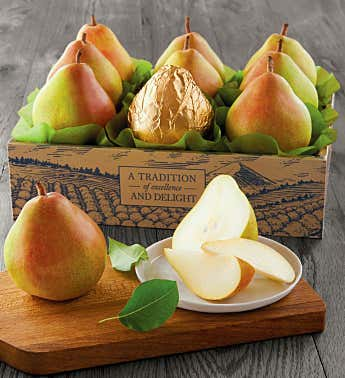 The Favorite® Royal Riviera® Organic Pears